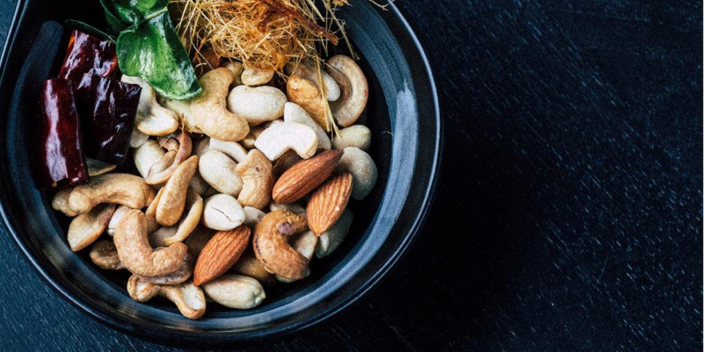 Nüsse sind eine großartige Magnesiumquelle - Magnesiumpräparate