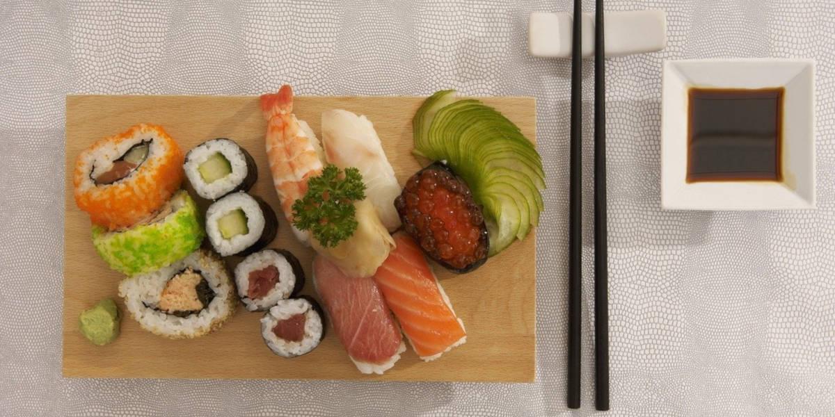 Sushi und andere Meeresfrüchte liefern DHA & EPA Omega-3
