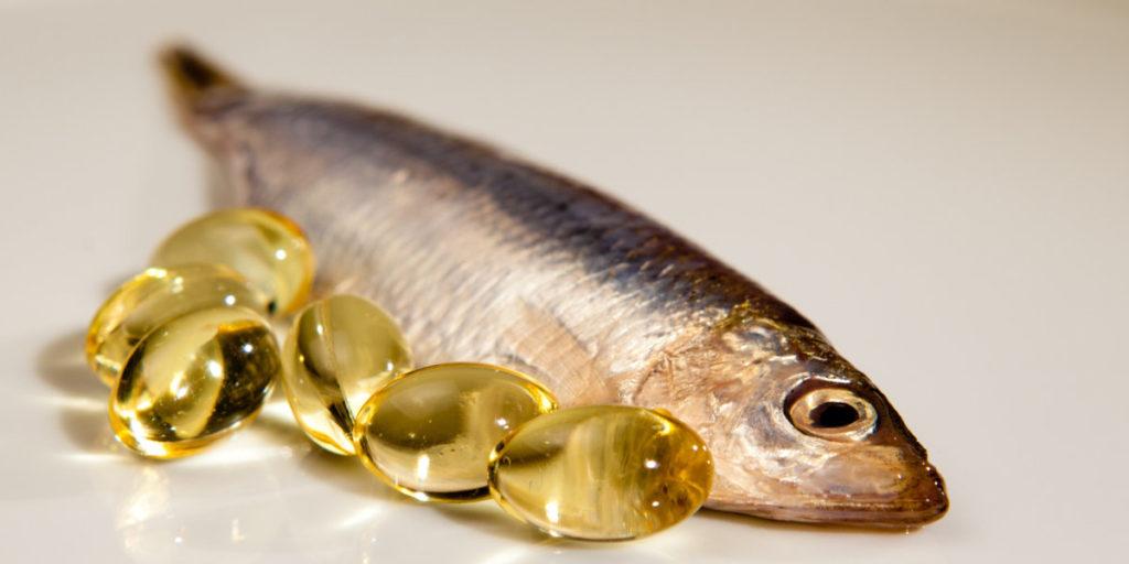 Fischöl kann bei der Fettverbrennung helfen