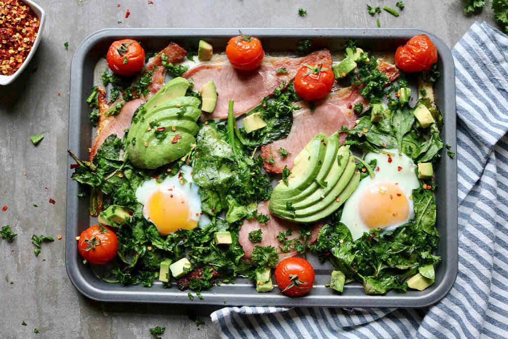 Das perfekte Keto-Frühstück